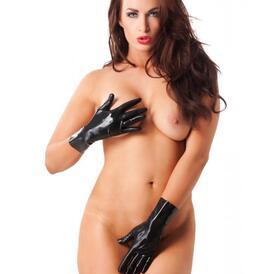 Rubber Secrets Gloves