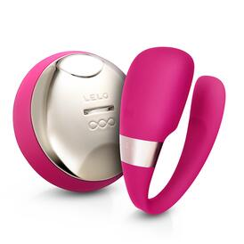 Tiani 3 Cerise Luxury Rechargeable Massager
