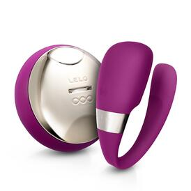 Tiani 3 Deep Rose Luxury Rechargeable Massager