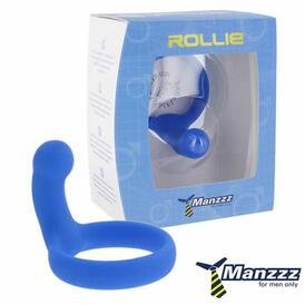Toys  Rollie Blue Testical Ring