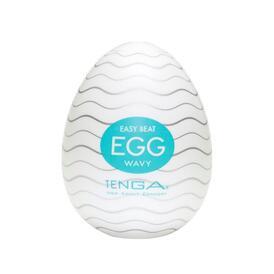 Wavy Egg Masturbator