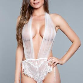 Alessandra Teddy - White