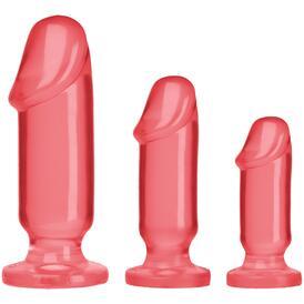Anal Starter Kit - Pink