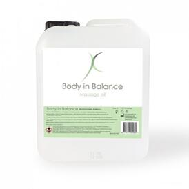 Body to Body Oil - 5 liter