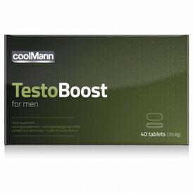 CoolMann Testoboost - 40 tablets