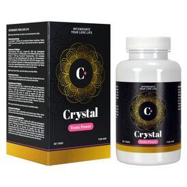 Crystal - Testo Power Testosteron Enhancing Tablets - 60 pcs