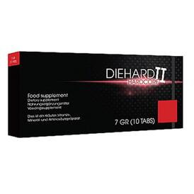 Die Hard II Hardcore Erection Pills