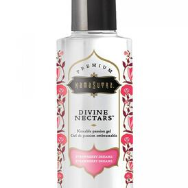 Divine Nectar Lickable Massage Oil - Strawberry