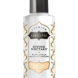 Divine Nectar Lickable Massage Oil - Vanilla