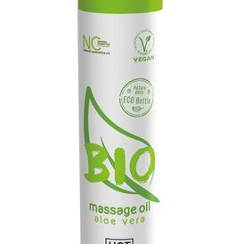 HOT BIO Massage oil Aloe Vera - 100 m