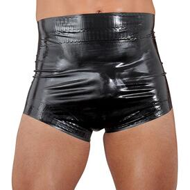 Latex Diaper black
