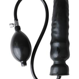 Latex Dildo inflatable