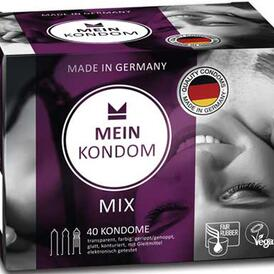Mein Kondom Mix - 40 Condoms