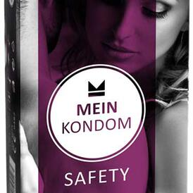 Mein Kondom Safety - 12 Condoms