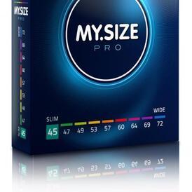 MY.SIZE Pro 45 mm Condoms 3 pieces