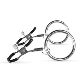 Nipple Clamps With Large Rings