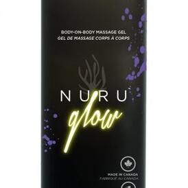 Nuru Glow Body2Body Massage Gel – 335 ml
