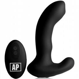 P-Massage Prostate Vibrator With Moving Bead