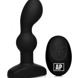 P-Spin prostate Vibrator With Rotating Beads