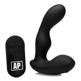P-Stroke Prostate Stimulator with Stroking Shaft