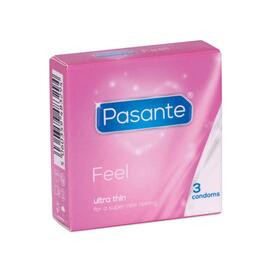 Pasante Feel condoms 3 pcs