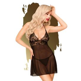 Penthouse Lingerie - Bedtime Story Negligee With Thong