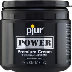 Pjur Power Premium Lubricant - 500 ml