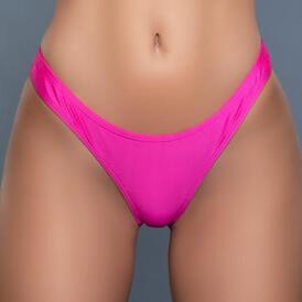 Reese Sexy Bikini Bottom - Pink