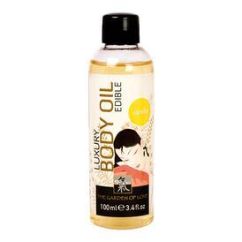 Shiatsu Luxery Body Oil - Vanilla