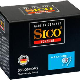 Sico Marathon - 50 Condoms