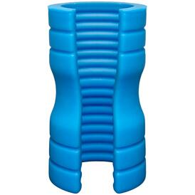 Silicone Stroker - Ribbed