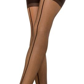 Stockings With Wide Top