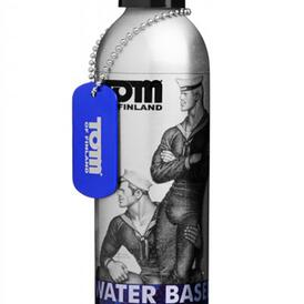 Tom of Finland Water Based Lubricant - 236ml