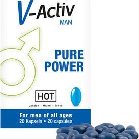 V-Activ Caps For Men 20 pcs