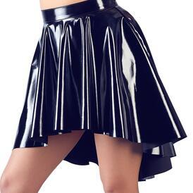 Vinyl Swing Skirt