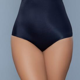 Waist Your Time Corrective Panties - Black