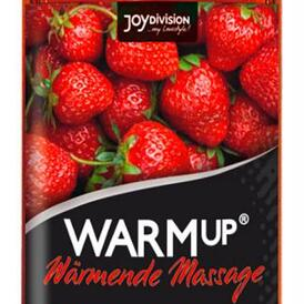 Warm-up Massage Oil - Strawberry